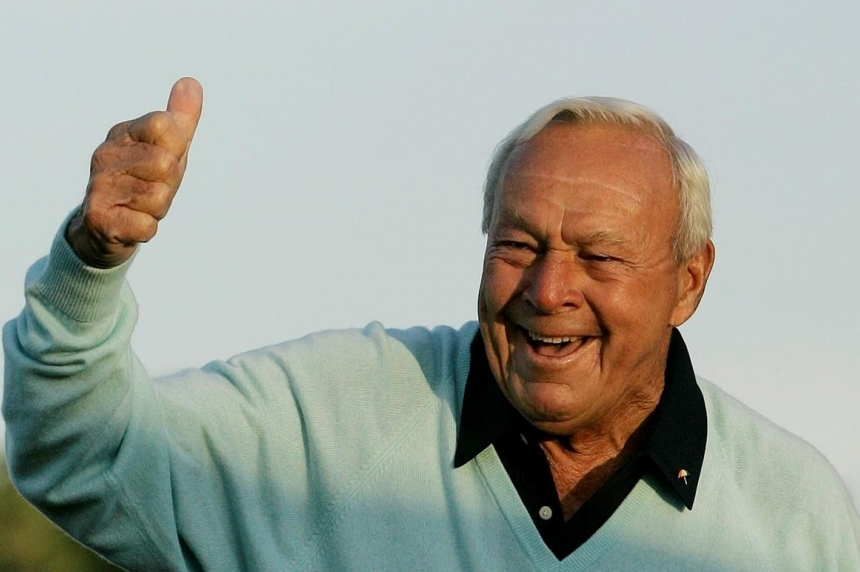 'He's the one that took the game to where it is': Saskatchewan golfers remember Arnold Palmer