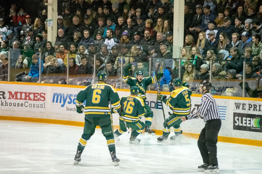 Golden Bears storm back and win Canada West on Huskies' soil