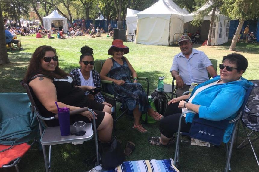 Queen City family keeps Regina Folk Festival tradition going