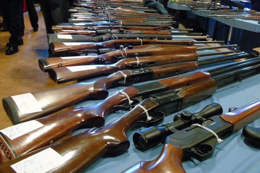 Gun crimes way up in Regina in 2016