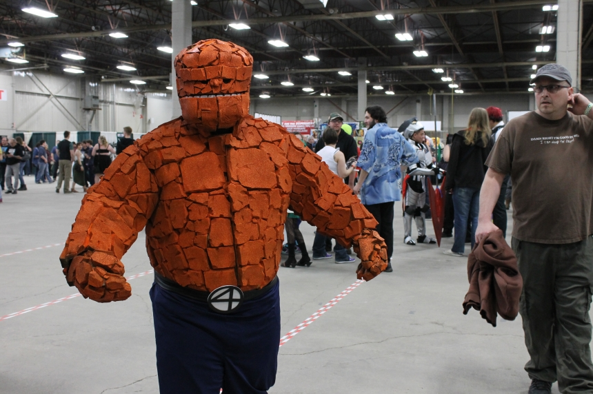 PHOTOS: Cosplayers show their stuff at Fan Expo Regina