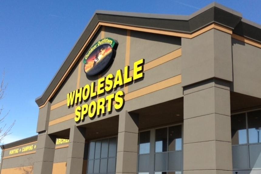 Wholesale Sports' Regina location closing