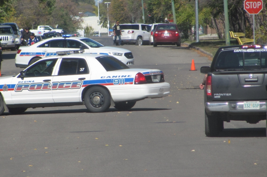 UPATED: SWAT team sent to high-risk search warrant in Regina