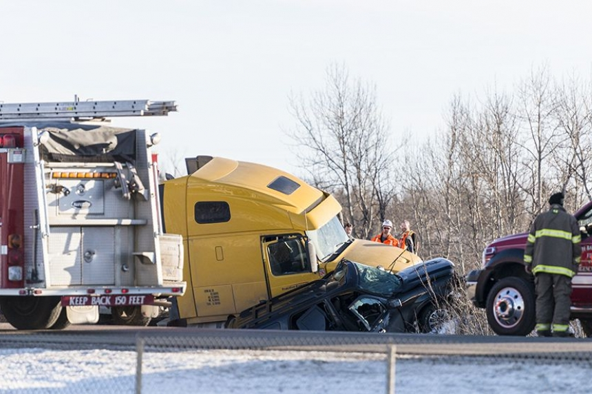 UPDATE: Driver charged after fatal crash near North Battleford