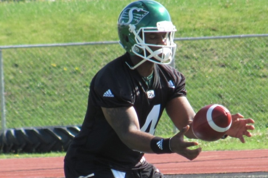Durant had 'a really good day' at practice, says Roughriders' head coach