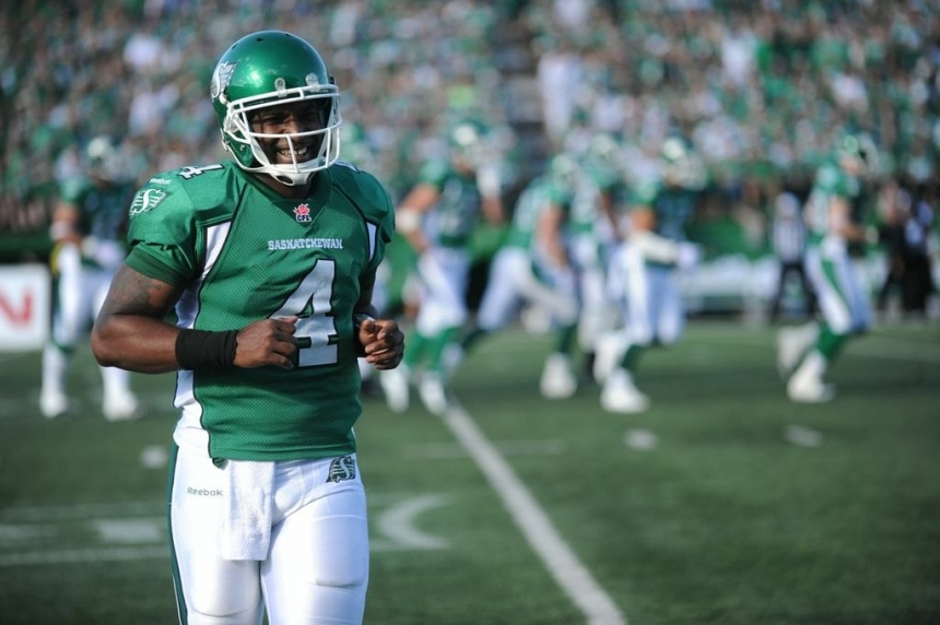 Durant says contract talks with Roughriders are 'at a standstill'