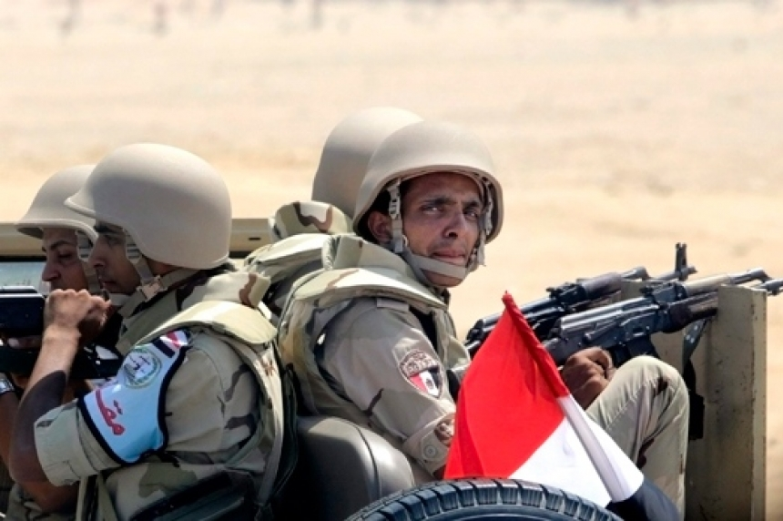 Egyptian forces mistakenly fire on desert tour group, killing 12, including 2 Mexicans