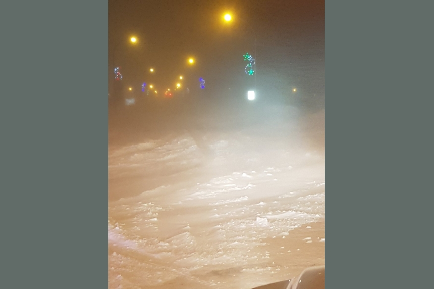Estevan, southeast Sask. digging out after blizzard