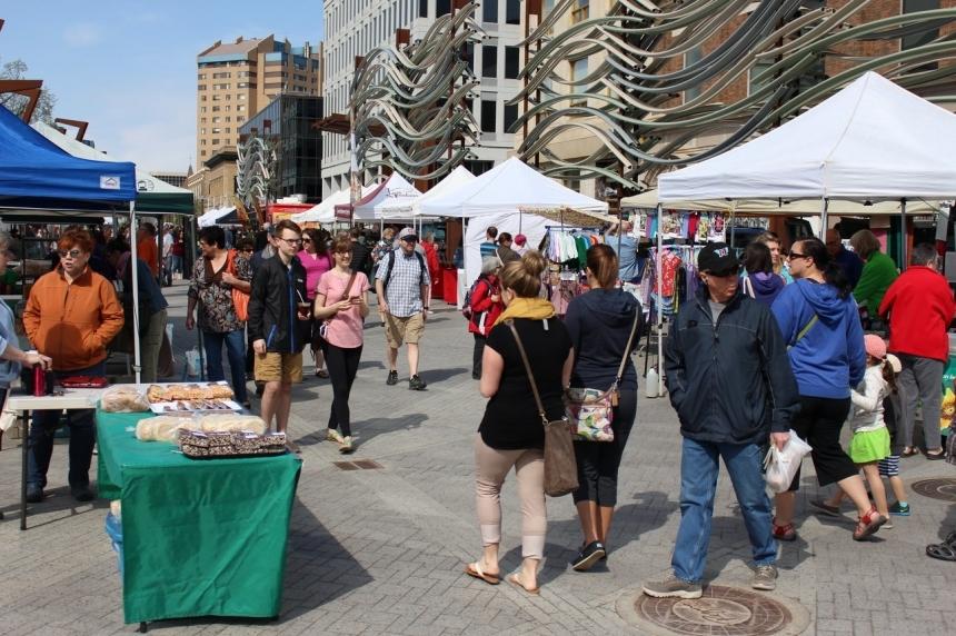 It's the last night of the season for Market Under the Stars in Regina