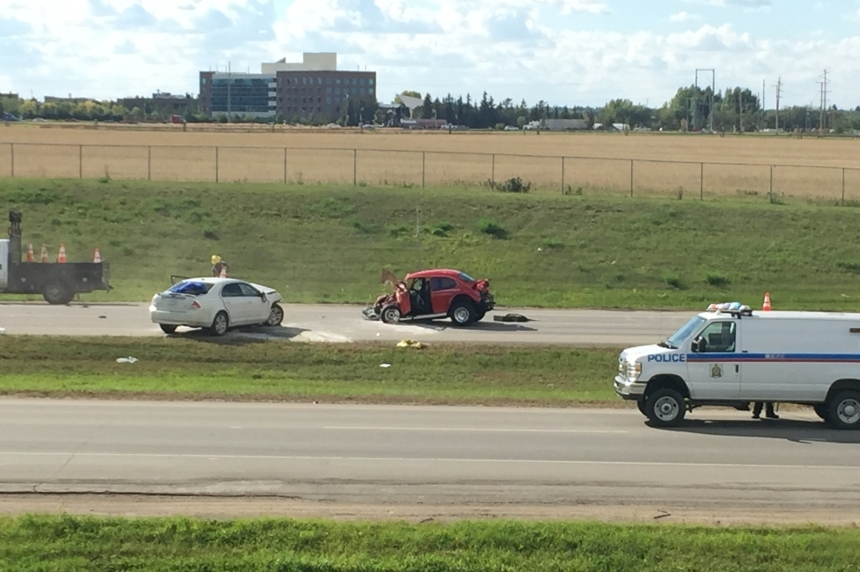 Charges pending for teenager after a fatal crash on Saskatoon's Circle Drive