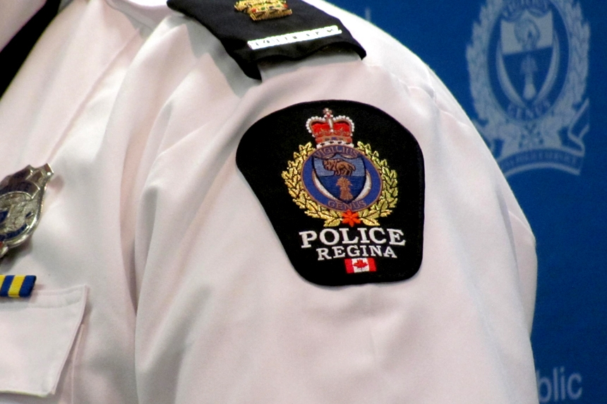 Chase and series of hit-and-runs leads to charges for Regina man
