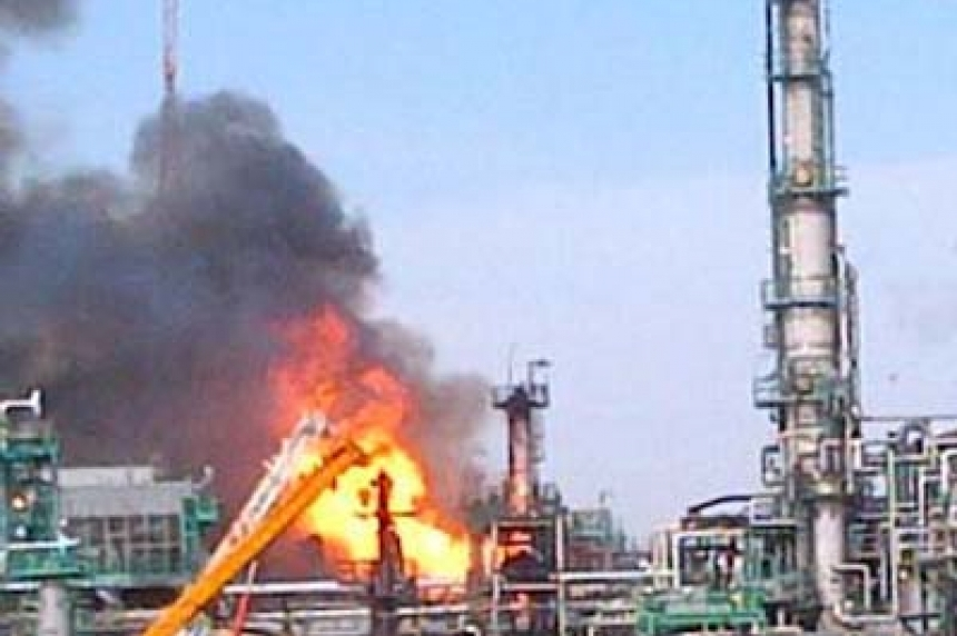 Co-op Refinery accused of negligence in 2011 explosion