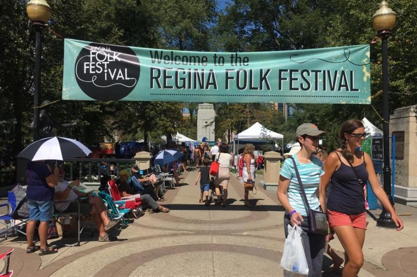 Regina Folk Festival daytime numbers up, ticket sales down
