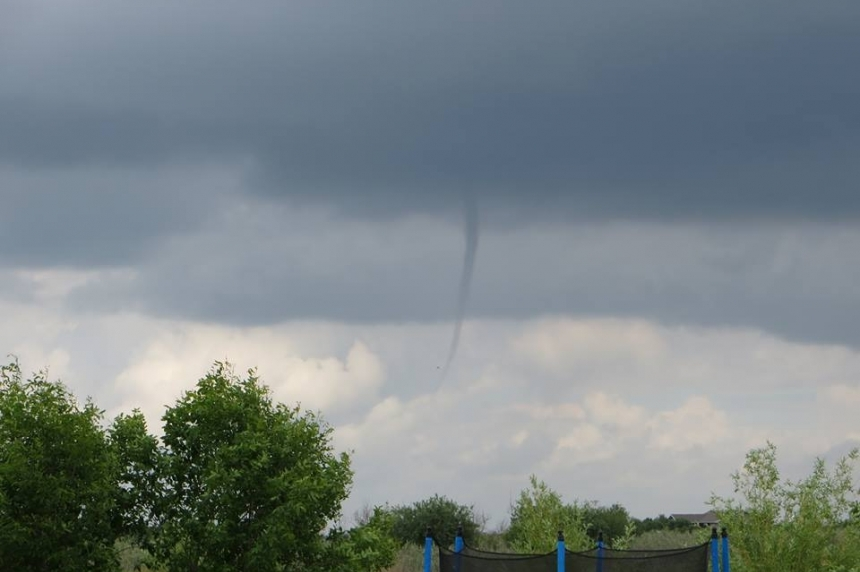 Environment Canada says funnel clouds possible in Prince Albert area