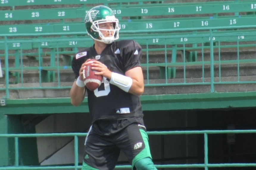 Gale gets second career CFL start; Durant out against Montreal