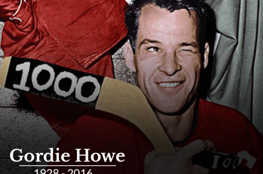 Funeral held for 'Mr. Hockey' Gordie Howe in Detroit