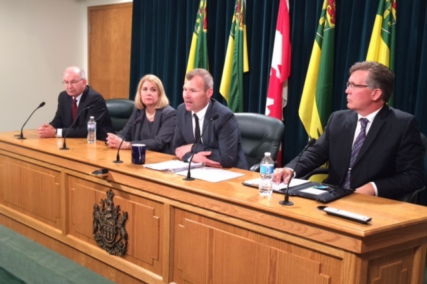 3 person panel formed to review Saskatchewan health regions