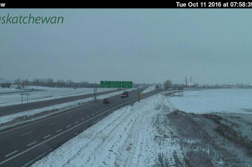 Road report: Icy highways in Sask.