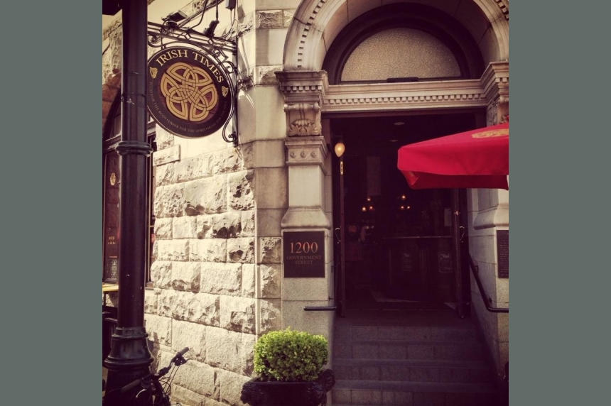 One of the top Irish bars outside of Ireland can be found in Victoria, BC