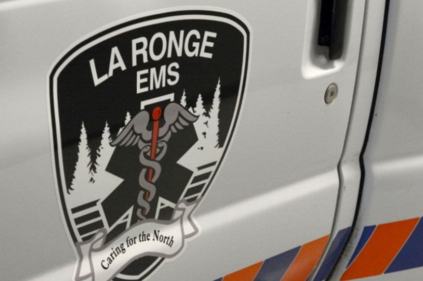 Two kids set on fire in La Ronge: paramedics