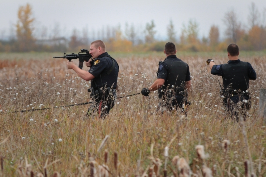 RCMP arrest 2 escaped prisoners north of Saskatoon