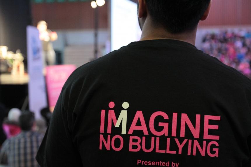 Nanaimo marks Pink Shirt Day