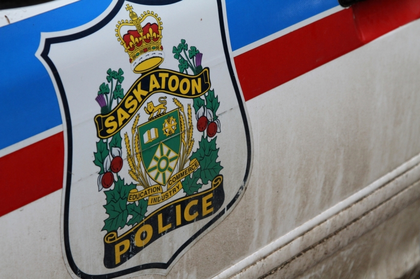 Charges pending after car flips on Saskatoon's Circle Drive south