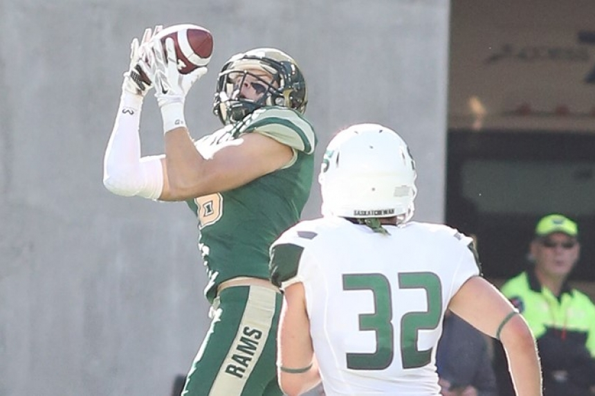 U of R Ram Mitchell Picton cracks CFL Draft rankings