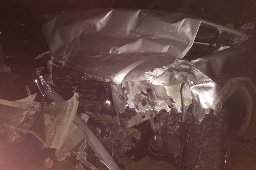 Police say drunk driver smashed into Moose Jaw cars