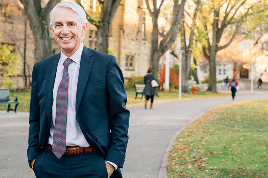 U of S president hopes school recognized in provincial budget