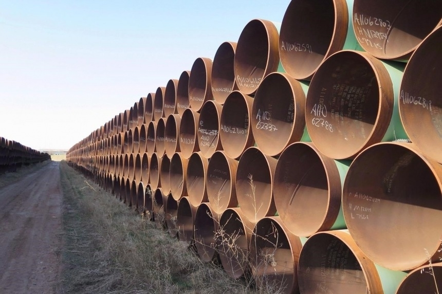 NewsAlert:TransCanada says it's cancelling Energy East pipeline project""