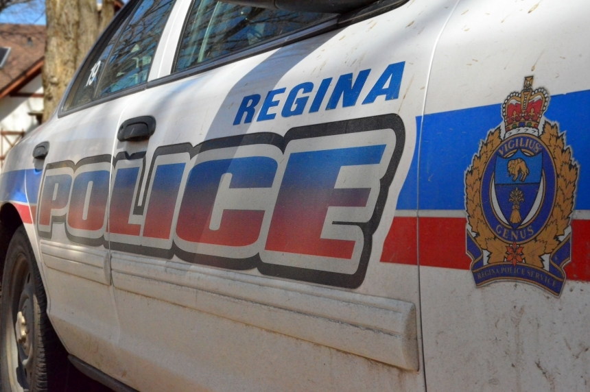 Regina man arrested returning to scene of 2 hit and runs