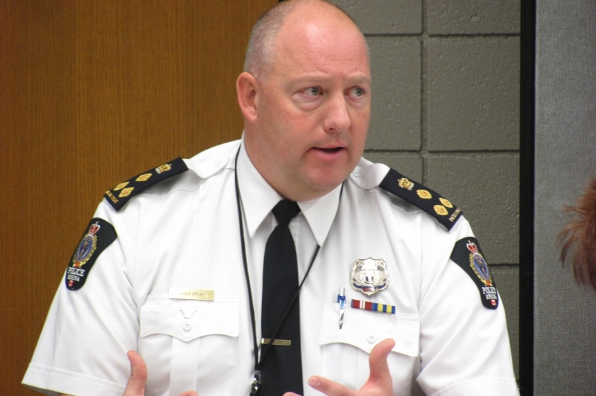 Challenges, opportunities for Regina Police Chief as year ends