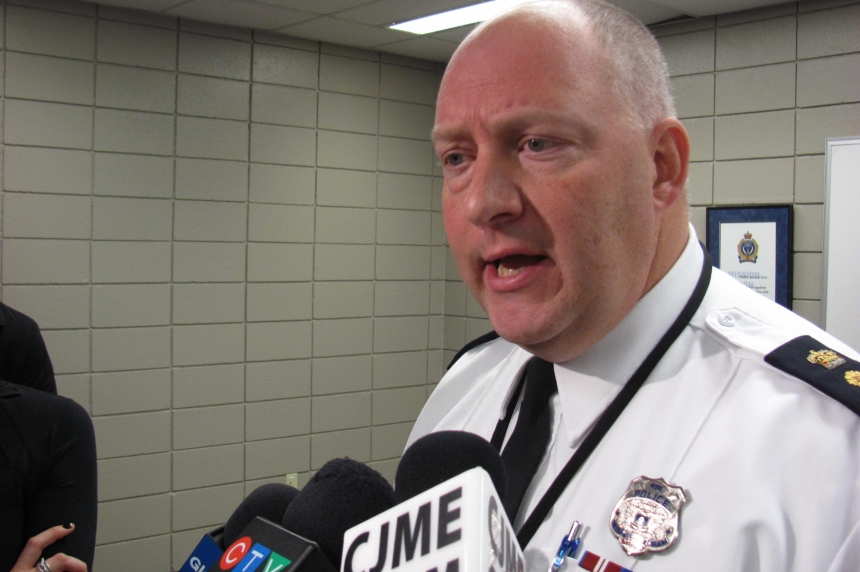 Regina Police Chief looks ahead to new year