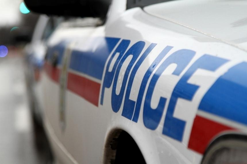 Heavy police pressence in Pleasant Hill neighbourhood