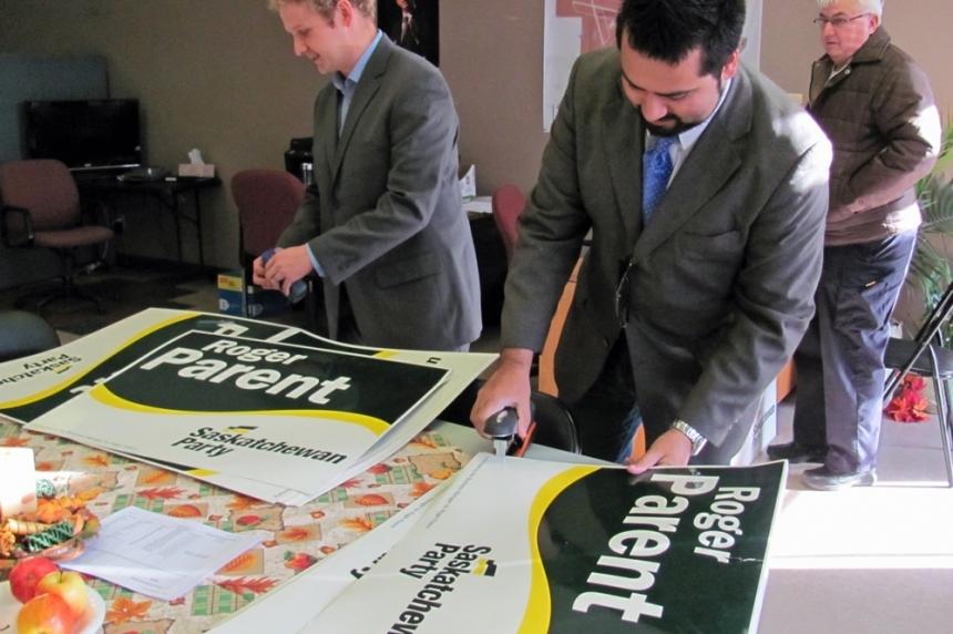 Saskatchewan election lacks defining issue: analyst