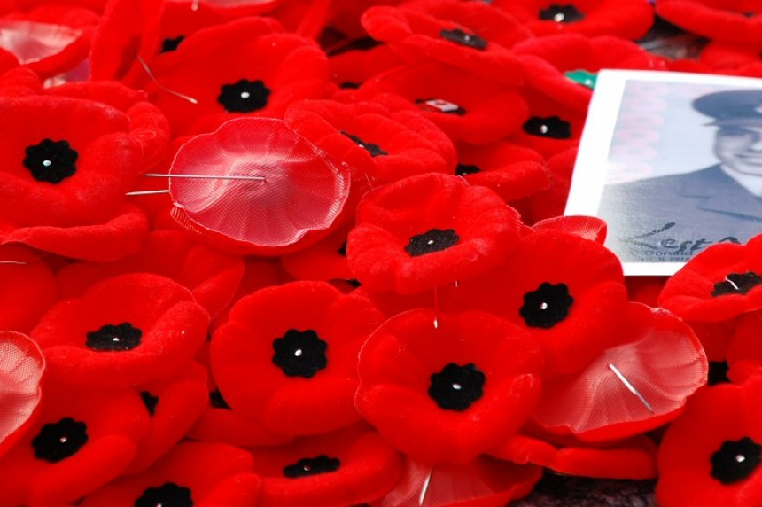Royal Canadian Legion launches Remembrance Day poppy sales