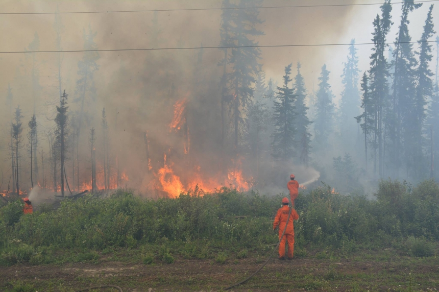 When fire turns wild: How crews are handling the threat to Saskatchewan