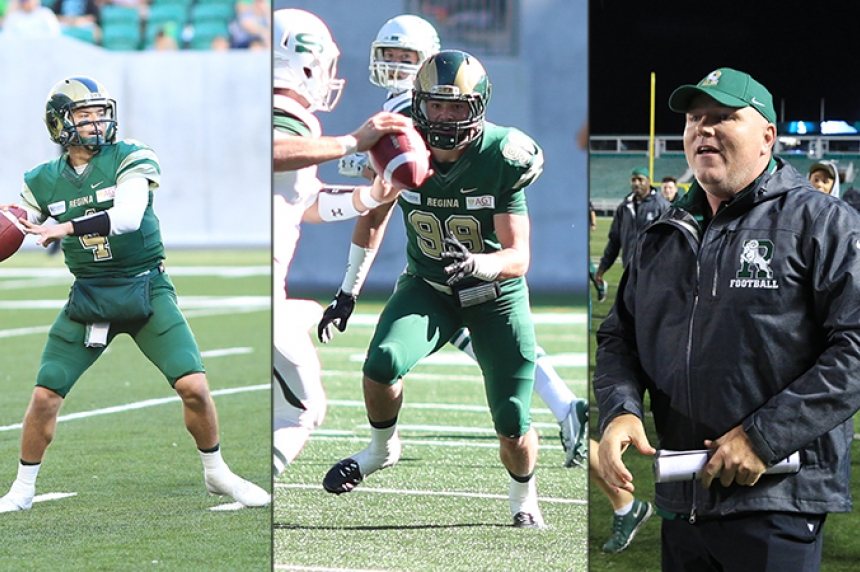 Regina Rams collect 3 Canada West Awards