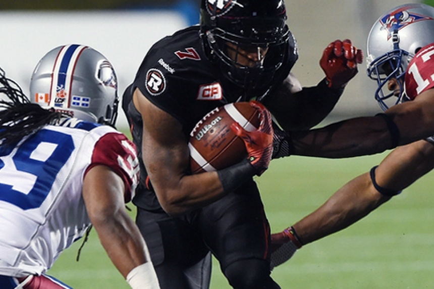 Roughrider receiver Maurice Price retires and keeps signing bonus