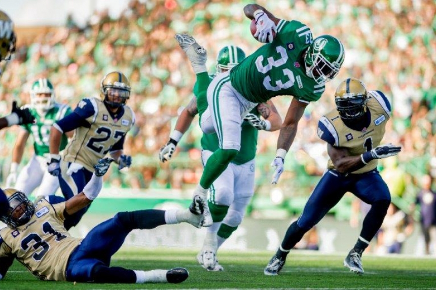 GAME DAY: Riders begin anew against Bombers in Labour Day Classic