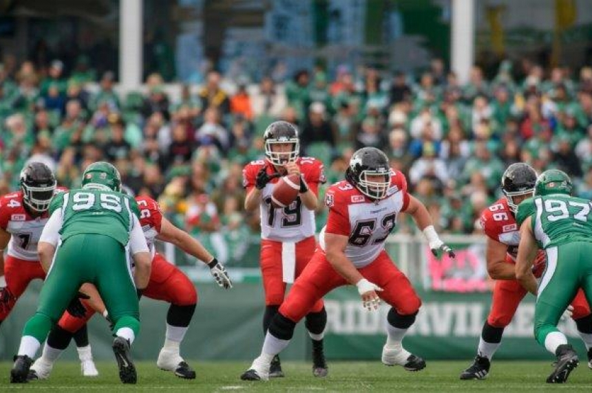 GAME DAY: Riders vs Stampeders week 19 depth charts