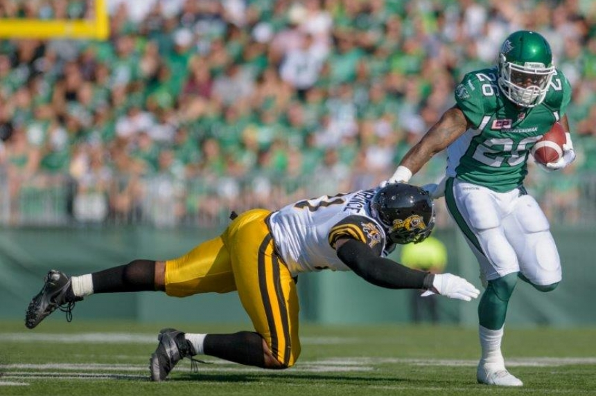 GAME DAY: Riders vs Tiger-Cats week 16 depth charts