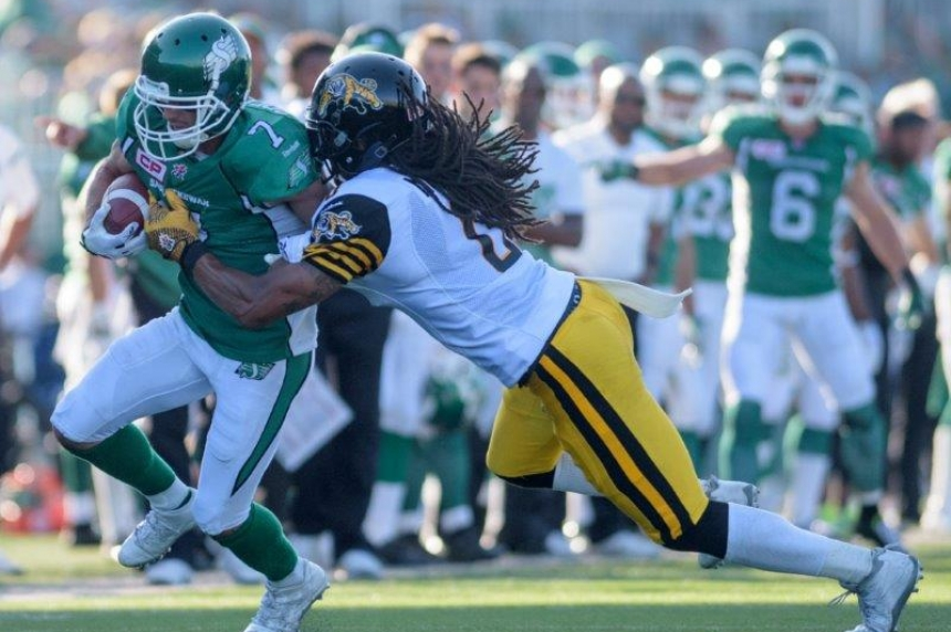 GAME DAY: Riders taking on Ticats