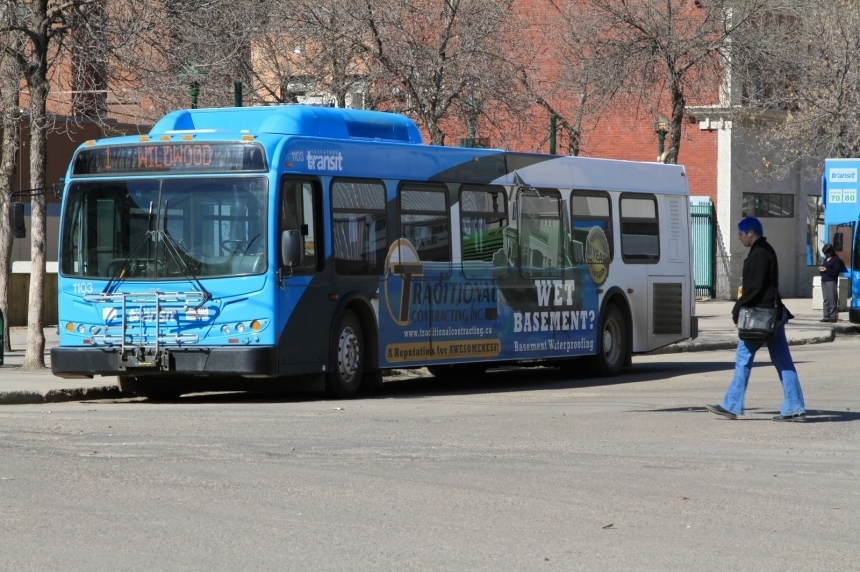 Saskatoon Transit route changes Saturday