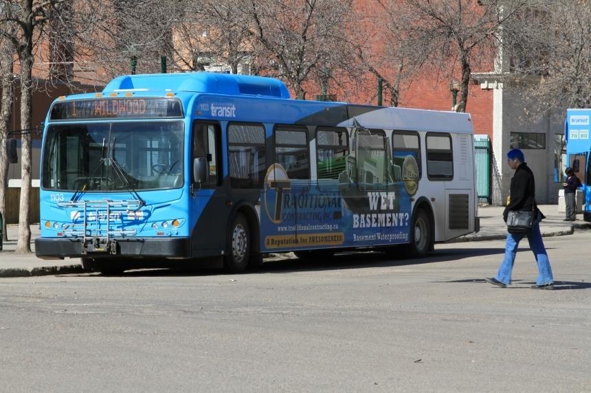 Bus cancellations continue in Saskatoon Monday