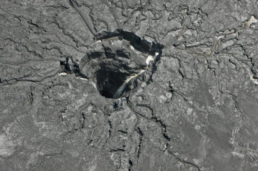 Sinkhole leaks fertilizer from Mosaic plant into Florida water aquifer
