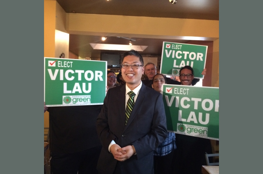 Green Party of Saskatchewan in it to win it