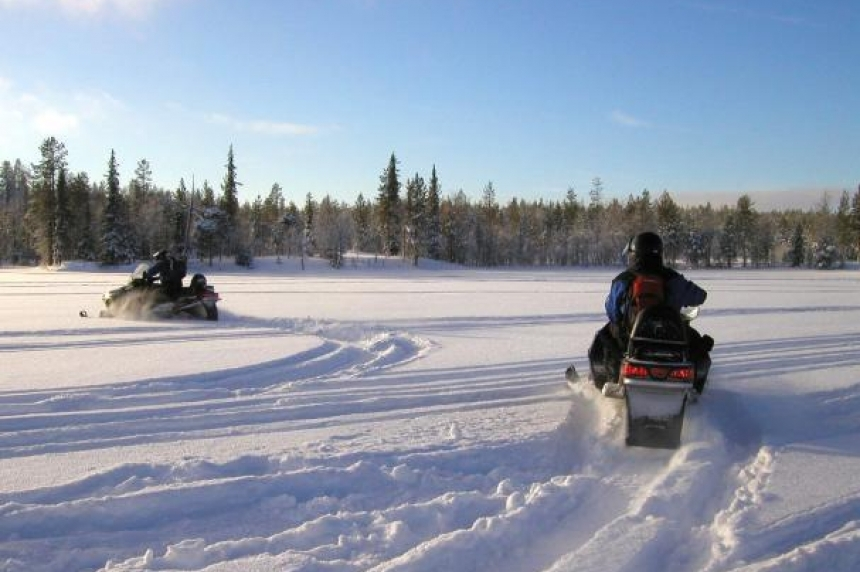 Early snow in November good news for Sask. snowmobilers