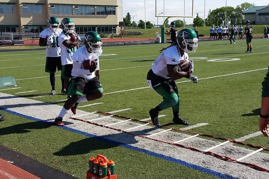 Riders training camp starts in Saskatoon